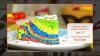Torta Arlecchino Carnevale