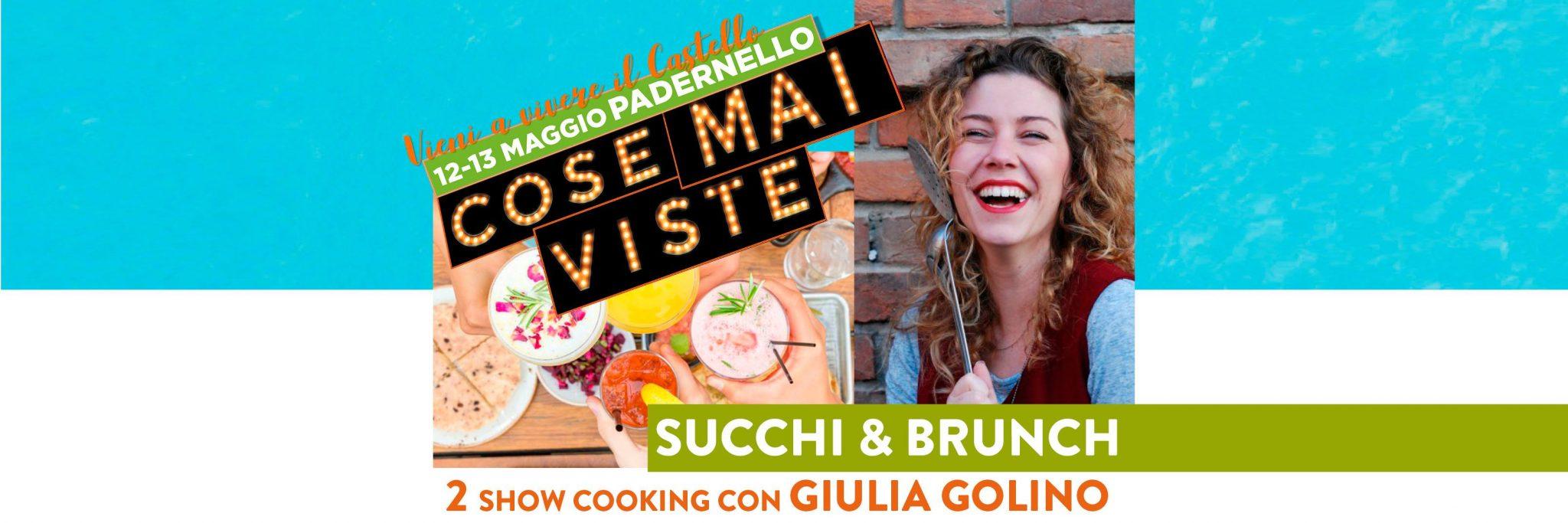 Domenica 13 Maggio Padernello Cose Mai Viste Giulia Golino