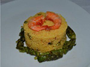 cous cous asparagi