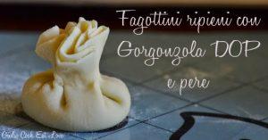 fagottini pere gorgonzola