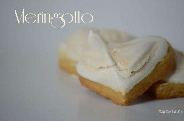 Meringa biscotto Meringotto