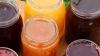 barattoli di confetture di frutta