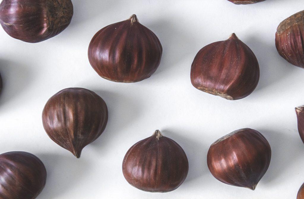 castagne frutta autunno