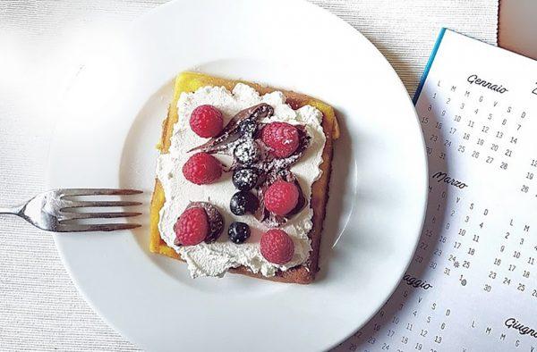 colazione primo gennaio