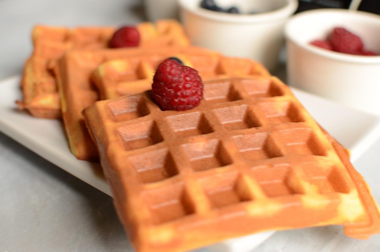 waffle semplici