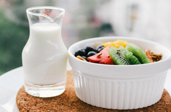 vita senza lattosio