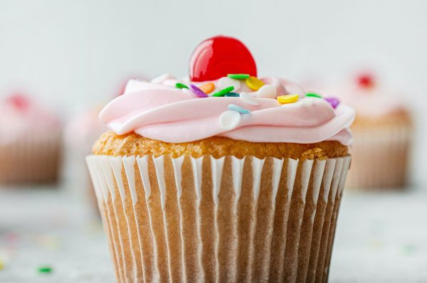come decorare cupcake