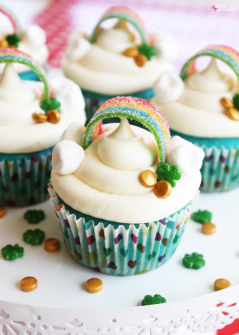 cupcake arcobaleno