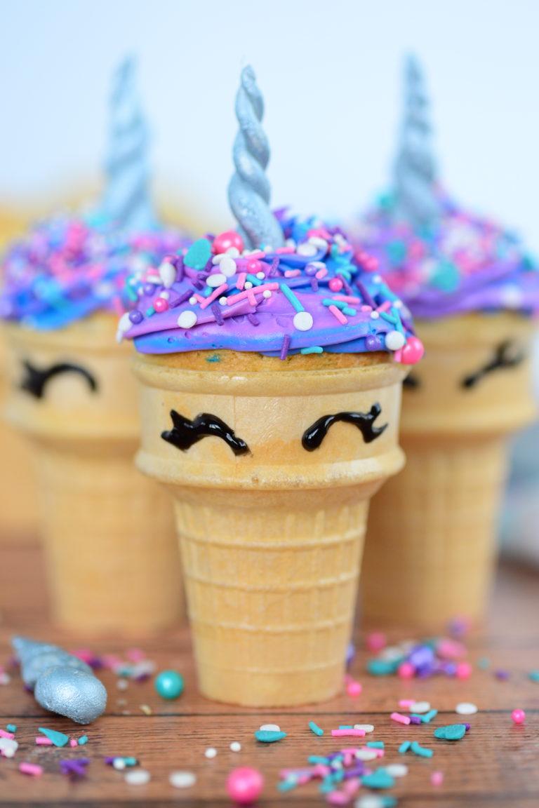 cupcake unicorno